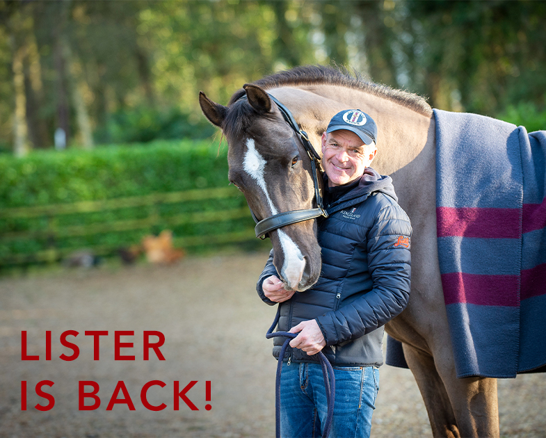 Lister is back! The new changes in Lister to bring a bright future ahead