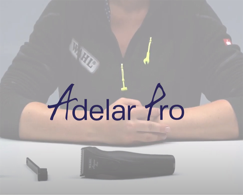 How to clean the Wahl Adelar pro