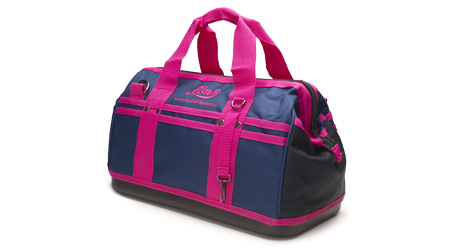 Purple clipper holdall, Lister Shearing