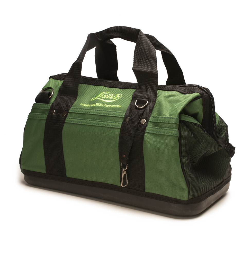 Green clipper holdall, Lister Shearing