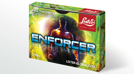 3-98 Enforcer full thickness comb, Lister Shearing